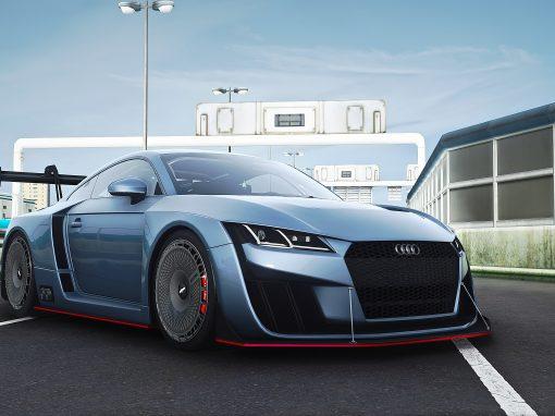 Audi TTS HR R-Series